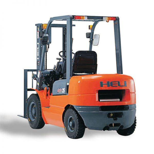Engine Powered Forklift 1-3.5 Ton